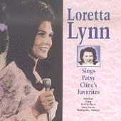 Sings Patsy Cline's Favorites