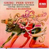 Grieg: Peer Gynt / Sir Neville Marriner, Lucia Popp, ASMF