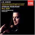 Bach: Violin Concertos, etc / Perlman, Still, Israel PO