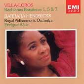 Villa-Lobos: Bachianas Brasileiras nos 1, 5 & 7 / Batiz, RPO