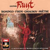 Gounod: Faust / Pretre, Domingo, Freni, Ghiaurov, Paris