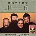 Mozart: String Quartets no 14 and 15 / Alban Berg Quartet