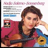 Mendelssohn: Violin Concerto, etc / Salerno-Sonnenberg