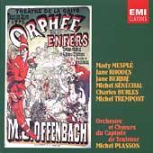 Offenbach: Orphee aux Enfers / Plasson, Mesple, et al