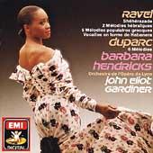 Ravel: Sheherazade & Vocal Works / Hendricks, Gardiner