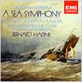 Vaughan Williams: Sea Symphony / B Haitink, London Phil Orch