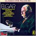 Elgar: Pomp and Circumstance, Sea Pictures / Handley, Greevy