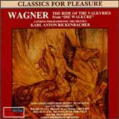 Wagner: The Ride of the Valkyries, etc. / Rickenbacher