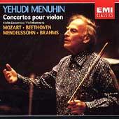 Famous Violin Concertos / Yehudi Menuhin