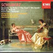 Schubert: Quintette, Trios, etc / Menuhin, Gendron, et al