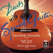 Duets with the Spanish Guitar / Almeida, Terri, Ruderman