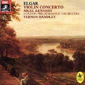 Elgar: Violin Concerto / Kennedy, Handley, London PO