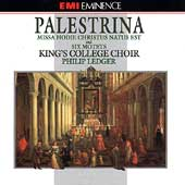 Palestrina: Missa, Six Motets / Ledger, King's College Choir