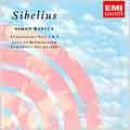 Sibelius: Symphonies no 2 & 3 / Rattle, City of Birmingham