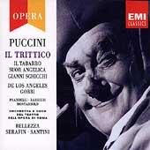 Puccini: Il Trittico / Bellezza, Serafin, Santini, Gobbi