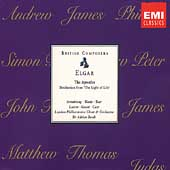 British Composers - Elgar: The Apostles, Meditation / Boult
