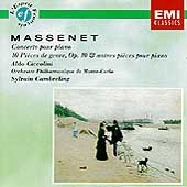 L'Esprit Francais - Massenet: Concerto pour piano etc / Aldo Ciccolini