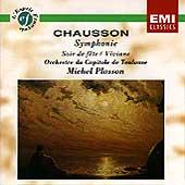 Chausson: Symphonie, Soir de fete, Viviane / Michel Plasson