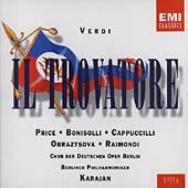 Verdi: Il Trovatore / Karajan, Price, Bonisolli, Cappuccilli