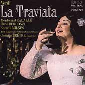 Verdi: La Traviata / Pretre, Caballe, Bergonzi, Milnes