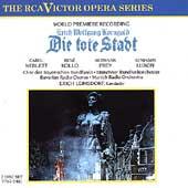 Korngold:Die Tote Stadt:Erich Leinsdorf(cond)/Munich Radio Orchestra/Carol Neblett(S)/Rene Kollo(T)/etc