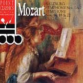 Mozart: Symphonies no 16, 18, 22, Divertimentos K 136, 137