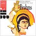 Brahms: Hungarian Dances no 1-21 / Cantieri