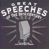 Great Speeches Of The 20th Century [Box]