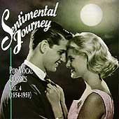 Sentimental Journey: Pop Vocal... Vol. 4