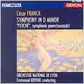 Franck: Symphony in d, Psyche (excerpts) / Krivine