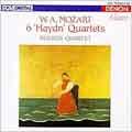 "Aliare - Mozart: 6 ""Haydn"" Quartets / Kuijken Quartet"