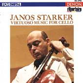 Repertoire - Virtuoso Music for Cello / Janos Starker