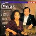 Dvorak: Cello Concerto;  Bloch: Schelomo /Fujiwara, Hirokami