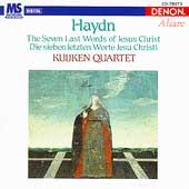 Haydn: The Seven Last Words of Jesus Christ / Kuijken
