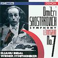 Shostakovich: Symphony no 7 / Inbal, Wiener Symphoniker