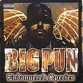 Big Pun (Big Punisher)/Endangered Species [PA] [1963]