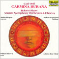Orff: Carmina Burana / Shaw, Atlanta SO & Chorus