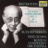 Beethoven: Piano Concertos No.2 & 4