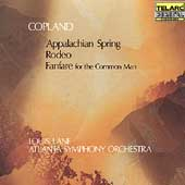 Copland: Appalachian Spring, Rodeo, Fanfare for the Common Man