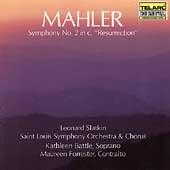 Classics - Mahler: Symphony no 2 / Slatkin, Saint Louis
