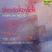 Classics - Shostakovich: Symphony no 10 / Levi, Atlanta SO