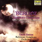 Berlioz: Symphonie Fantastique, etc / Zinman, Baltimore SO