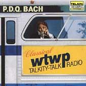 PDQ Bach: WTWP Classical Talkity-Talk Radio