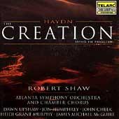 Haydn: The Creation / Shaw, Atlanta SO & Chorus
