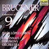 Bruckner: Symphony no 9 / Lopez-Cobos, Cincinnati SO