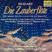 Mozart:Die Zauberflote/Charles Mackerras, Barbara Hendricks, June Anderson