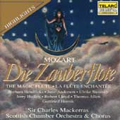 Mozart: Die Zauberflote - Highlights