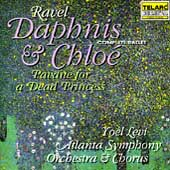 Ravel: Daphnis & Chloe, Pavane for a Dead Princess / Levi