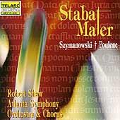 Classics - Szymanowski, Poulenc: Stabat Maters / Shaw, et al