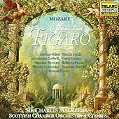 Mozart: Le Nozze di Figaro / Mackerras, Miles, Focile, et al